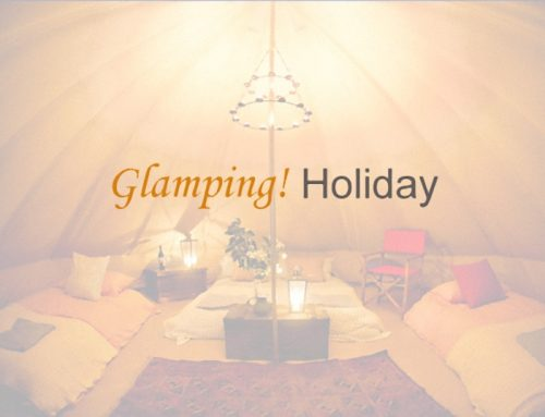 Glamping Holiday